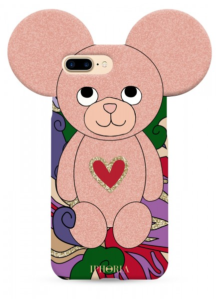 Case for Apple iPhone 7+/8+ - Teddy Abstract Pattern 1