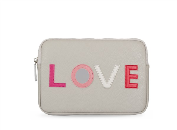Love Me Light Grey Power Purse incl. Powerbank 1