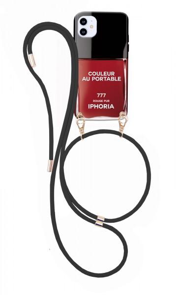 Artikelbild 1 des Artikels Neckklace Case - Couleur au Portable Rouge Pur iPh