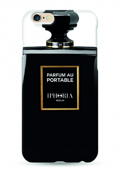 Parfum au Portable Blacker than Black für Apple iPhone 7/8  1