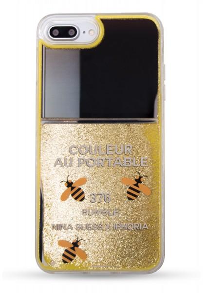 Case for iPhone 7+/8+ - Nailpolish Bumble X Nina X Iphoria 1