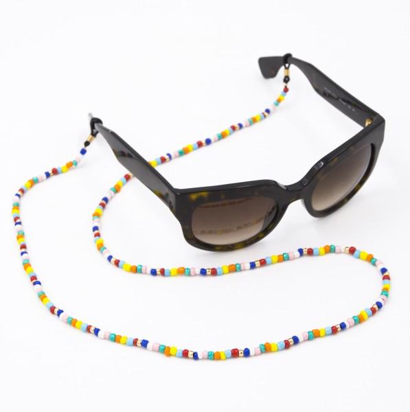 Glasses Strap Pearls - Rainbow 1
