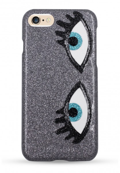 Case Two Sparkling Eyes for iPhone 6/6S/7/8 1