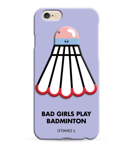 Miroir au portable badminton for apple iphone 6 6s for Miroir 9 cases