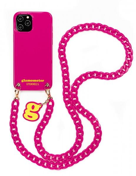 Artikelbild 1 des Artikels Necklace Case - Glamometer Pink iPhone 12 Mini