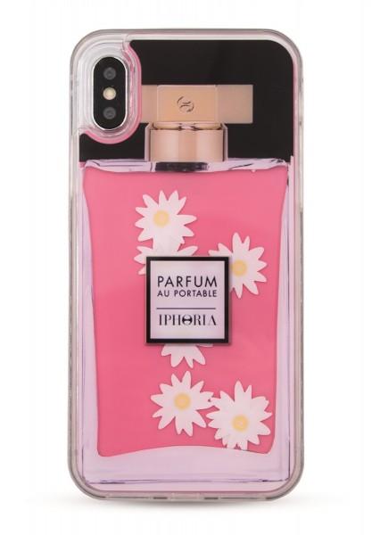 Liquid Case for Apple iPhone X/XS - Parfum Daisy 1