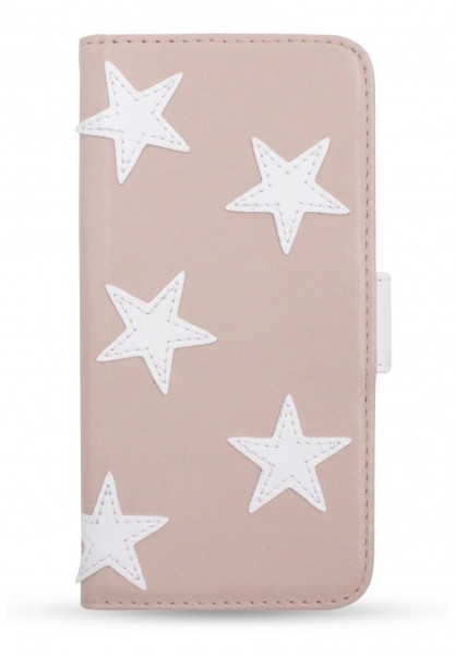 Book Case White Stars für iPhone 7/ 8 1