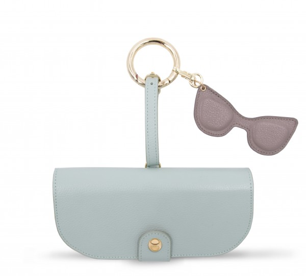 Glasses Case - Sunglass Hut - turquoise Sunglass Charm 1