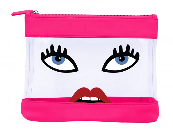 Artikelbild 1 des Artikels Inflight Bag - Pink Eye