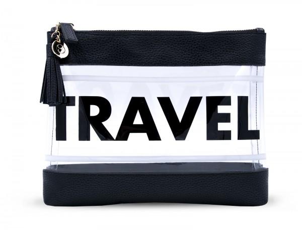 Inflight Bag - Black Travel 1