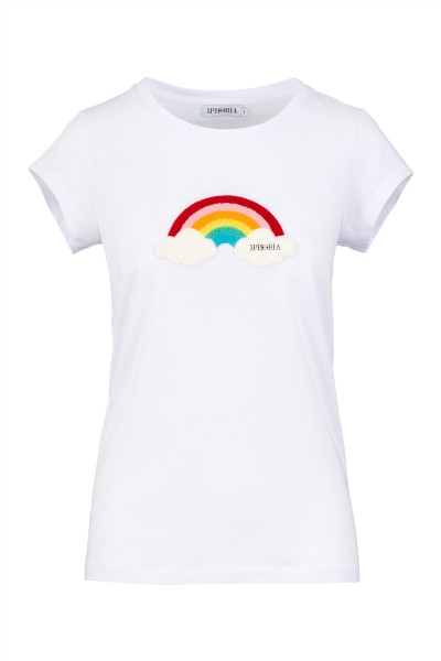 IPHORIA READY TO WEAR COLLECTION T-Shirt Rainbow Größe 1 1