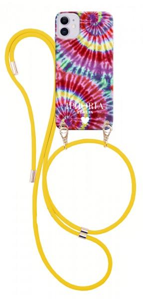 Artikelbild 1 des Artikels Necklace Case - Tie Dye Colorful iPhone 12 Pro Max