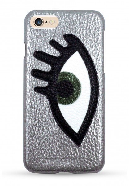 Case Metallic Eye for Apple iPhone 6+/7+/8+ 1