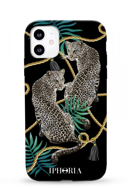 Artikelbild 1 des Artikels Case for Apple iPhone 11 - black Leopards