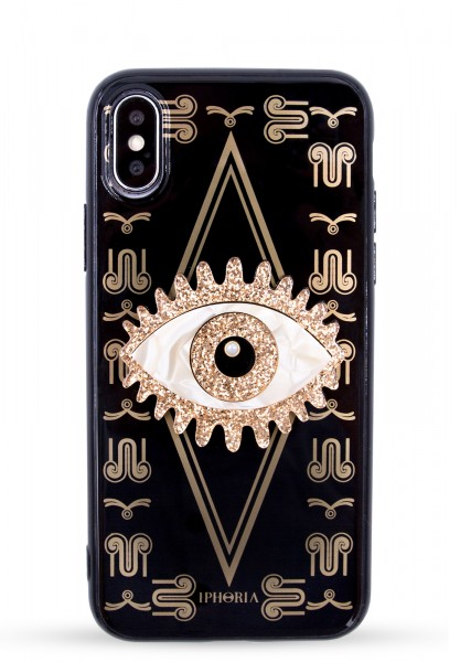3D Case for Apple iPhone X/XS - Magic Eye 1