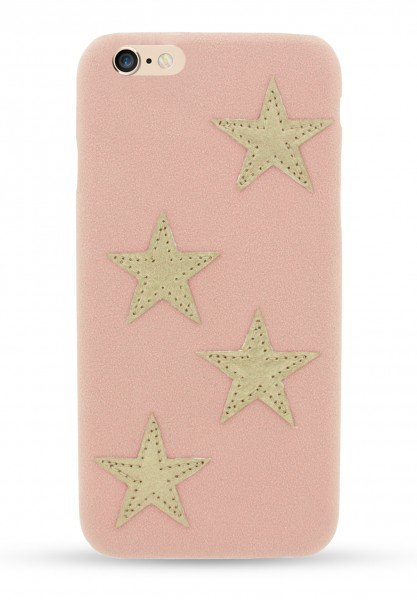 Star Patch Case Nude für Apple iPhone 6/6S/7/8  1