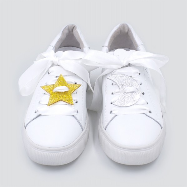 Sneaker Patch Set Midnight Sparkle  1