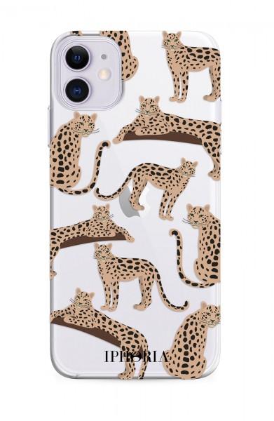 Artikelbild 1 des Artikels Case for Apple iPhone 11 Pro - Transparent Leopard