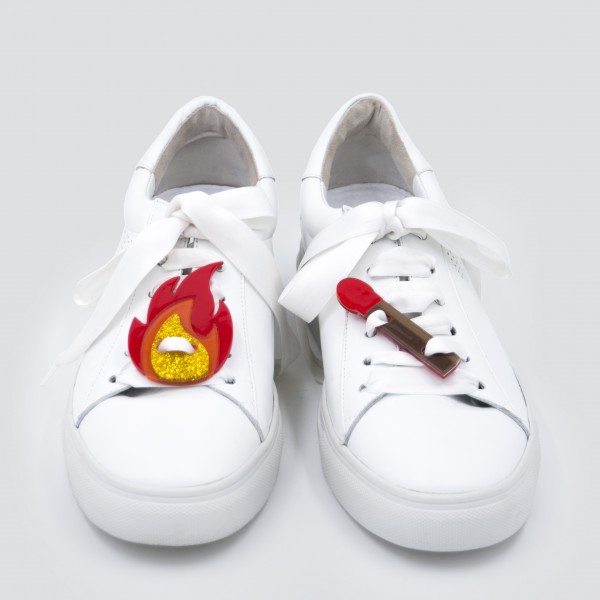 Sneaker Patch Set Light My Fire  1