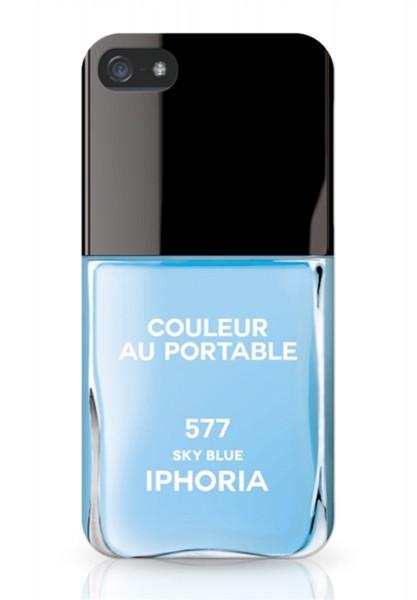 Couleur Au Portable Vernis Sky Blue für Apple iPhone 5/ 5S/ SE 1