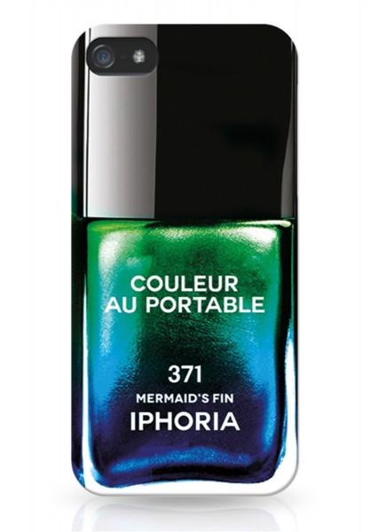 Couleur Au Portable Mermaid's Fin für iPhone 5/ 5S/ SE 1