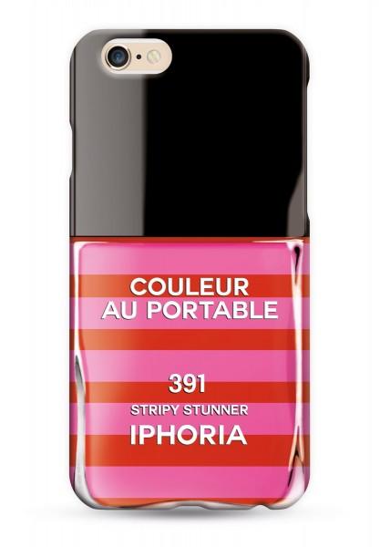 Couleur au Portable Stripy Stunner für Apple iPhone 6/ 6S 1