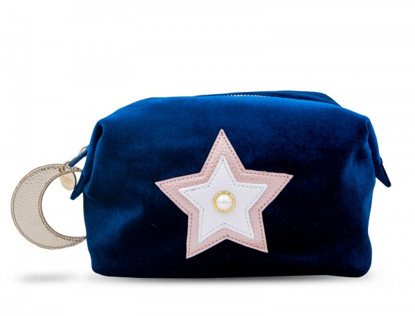Washbag - Blue Star 1