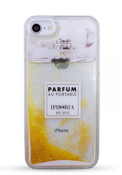 Liquid Case for Apple iPhone 7/8 - Perfume Gold 1