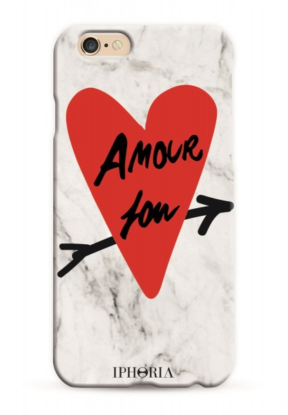 Marble Amour fou Case für Apple iPhone 6/ 6S 1