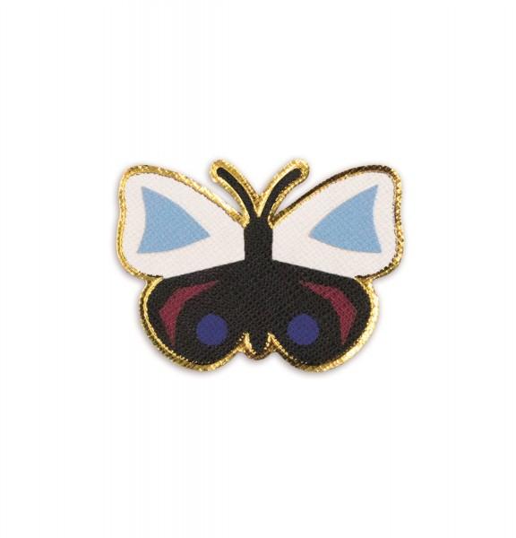 Ledersticker Butterfly 1
