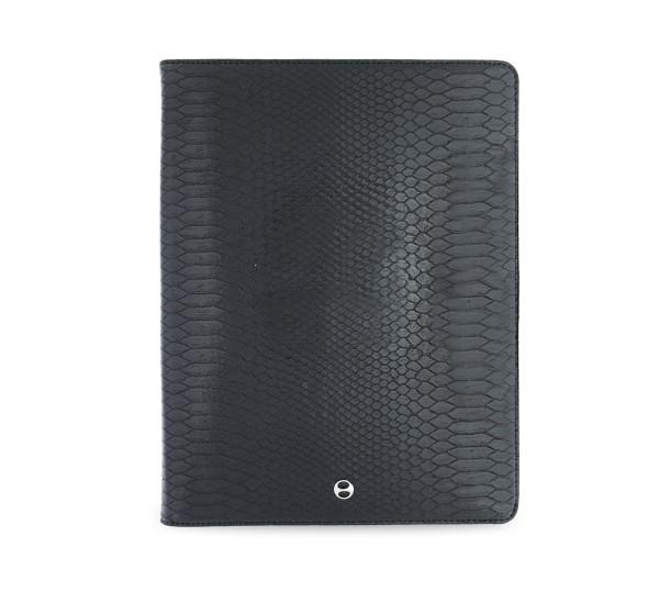Snake Black Book Case Apple  iPad 4 1