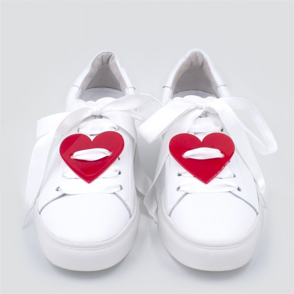 Sneaker Patch Set Hearts 1