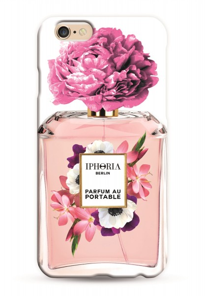 Parfum au Portable Flower Lid Peony für Apple iPhone 6/ 6S 1