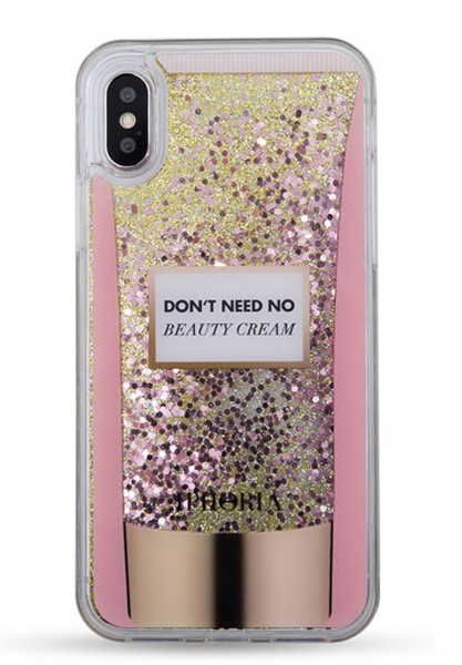 Liquid Case for Apple iPhone X/XS - Don't Need No Beauty Cream 1