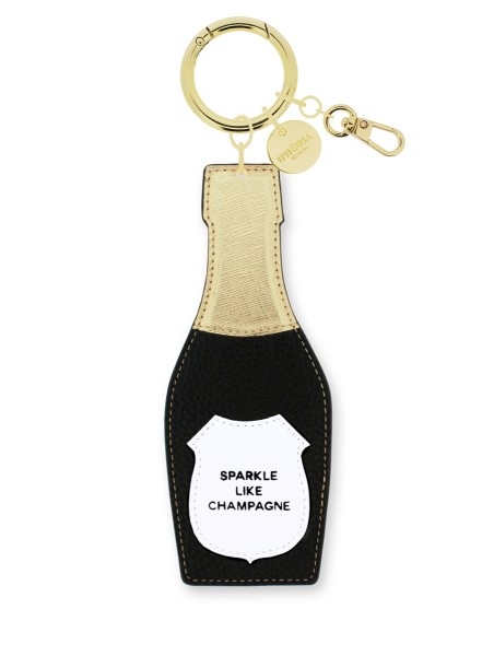 XL Bag Charm Champagne 1