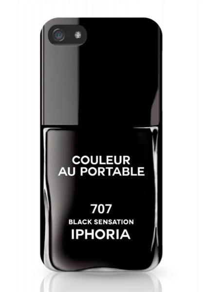 Couleur Au Portable Black Sensation für Apple iPhone 5/ 5S/ SE 1