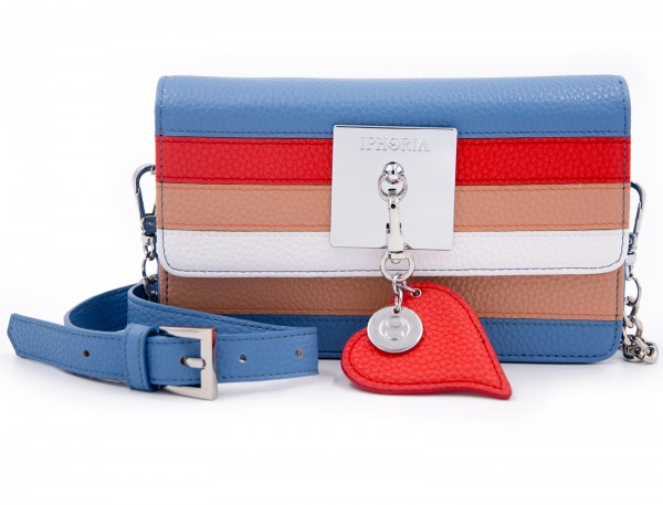 Micro Shoulder / Belt Bag - Heart Stripes 1
