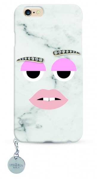 Monster Cool Marble mit Silberplate für Apple iPhone 7/ 8 1