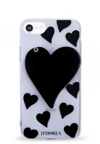 3D Case For Apple iPhone 7/8 - Dalmatian Love  Is Power - 1