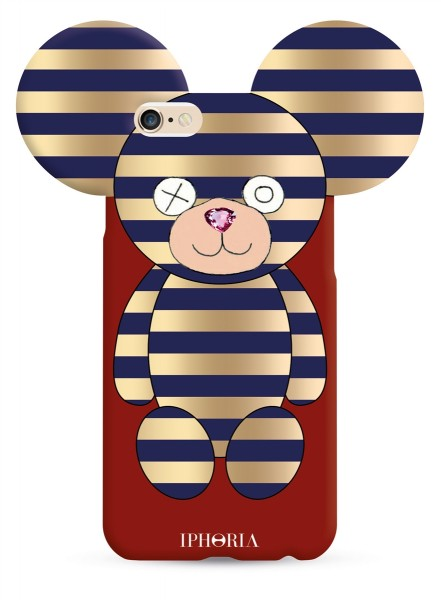 Teddy Golden Stripes für Apple iPhone 6/ 6S 1