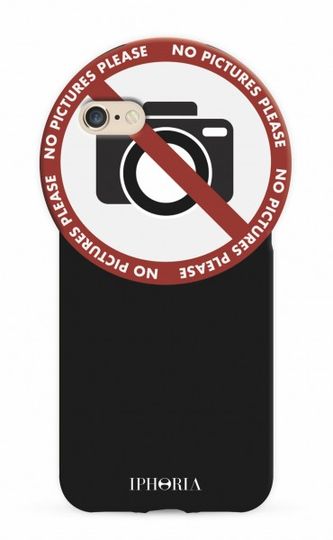 Round Case No Pictures Please for iPhone 7/ 8 1