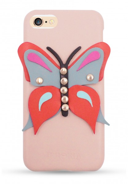 Butterfly Case Multicolour for iPhone 6/6S/7/8 1
