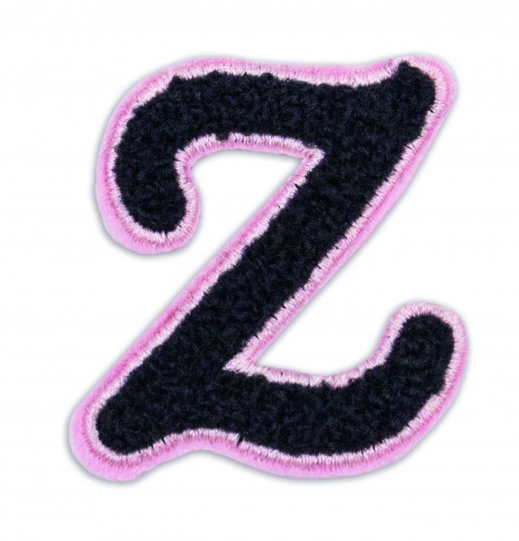 Iron On Patch Letter Z 1