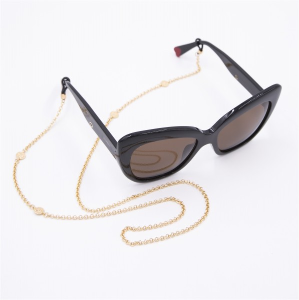 Glasses Strap gold plated - Little Coins 1