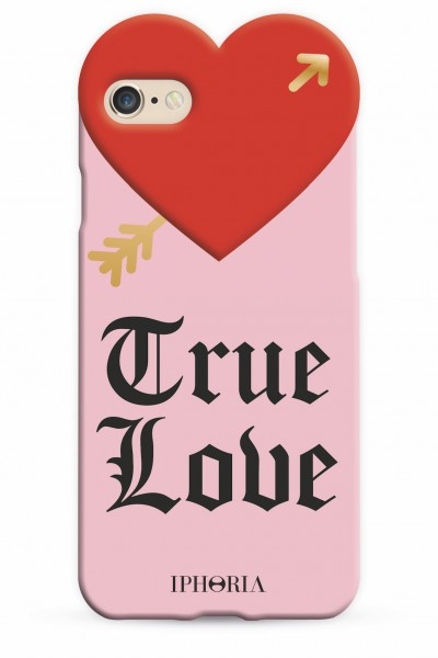 Heart Case Rose True Love for iPhone 7/ 8 1