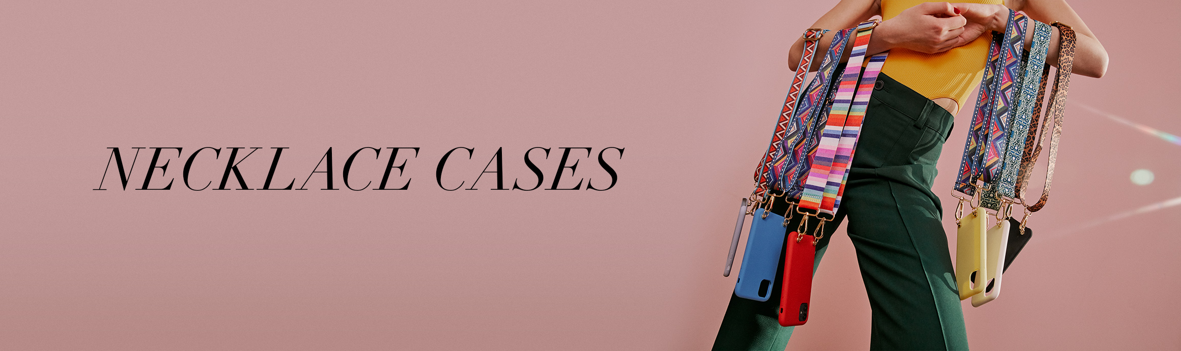 necklace cases