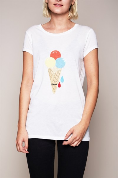 T-Shirt - Ice Cream Size 1 1