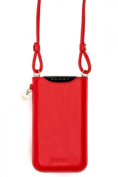 Artikelbild 1 des Artikels Universal Necklace Sleeve Case - Red All Sizes iPh