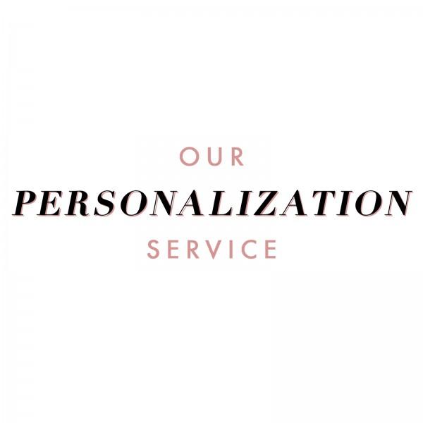 Artikelbild 1 des Artikels Personalize (Deliverytime up to14 Days)