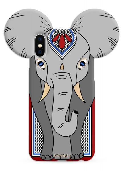 Case for Apple iPhone 7/8 - Elephant Grey 1